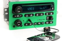 Custom Factory Radios / Factory radios with custom colors and designs by 1 Factory Radio!