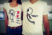 ropa pareja