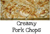 Recipes: Pork Casseroles