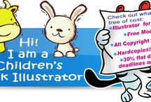 children Books Illustration / BBI offer picture book illustration, children book publishing, self publishing, book cover designs, e-book publishing services for authors at an unbelievable cost.