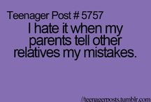 My parents are basically