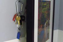 sleutels bewaren