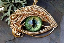 dragon eye inspiration / by Cassie Hart