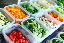 refeições mais que saudáveis