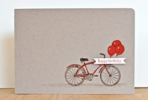 Stampin Up set - Pedal Presents