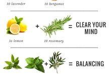 Essential Oil Recipes / by Sarah Merritt