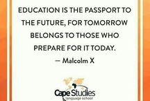 Cape Studies - Quotes