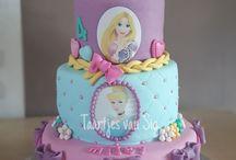 Olivia 3 year cake