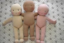 Doll time / All about homemade dolls / by Paula CullenBaumann