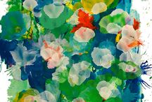 Florals / by Marcia Dempsay