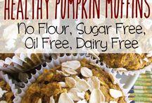 Recipes - no sugar/non dairy