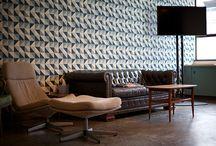 Inspirations: wall decoration/Inspiracje: dekoracje ścian