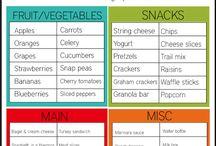 Food, Meals and Snacks! / Food, Meals and Snacks