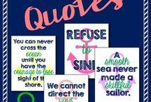 Nautical classroom