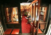 'O' is for Orient Express / There's nothing I like better than a murder mystery set on a glamorous train.
