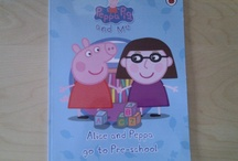 PERSONALISED BOOKS / Personalised childrens books starring your child in the story and pictures. Including Peppa Pig, In the Night Garden, Ben and Holly's Little Kingdom and Disney Adventures / by Penwizard