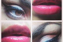 My Make-Up Look
