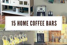 Home coffee bars