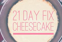 21 day fix cheese cake recipes