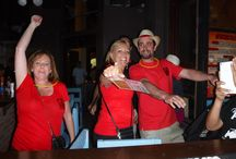 February 2016 AMAZING CABO BAR CRAWL / Fun and exciting pictures of our guests during our events!