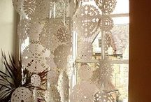 ***SNOWFLAKES*** / I have an obsession with paper snowflakes.... especially around Christmas!