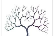 fingeraftryk træer