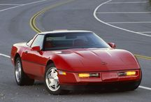CORVETTE 89 y 90 / My favorite Corvette models from 1989 and 1990.