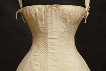 XIX corset 1815-1830