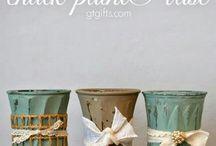 вазочки,баночки