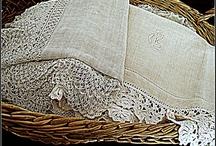 csipke ,len / lace , linen