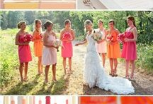Summer Weddings Inspiration / Ideas and inspiration for summer weddings