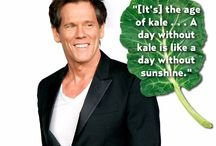 Celebrities Who Love Kale! / And why shouldn't they? These are the smartest stars in the galaxy.