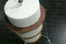 Cake structures