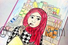 İslami çizimler