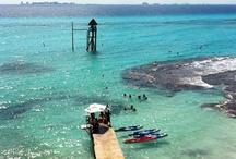 Parque Garrafón / El mejor sitio de relajación que te ofrece Isla Mujeres