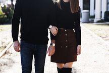 dual outfits / outfits de parejas