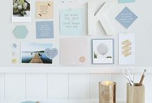 My kikki.K Style / A collection of my favourite kikki.K products and my favourite ways to style the rooms in my home.