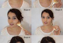Tuto Make-Up Boho Green