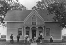 Oregon Trail Pioneer Homesteads, 1840-1865, Willamette Valley