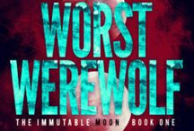 The Worst Werewolf, Jacqueline Rohrbach / Gay Paranormal