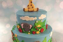 Kids' Cakes!