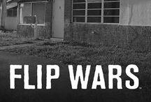 Flip Wars: Buying Blind