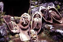 Interesting creepy places