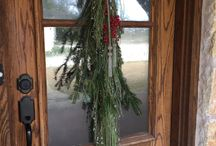 Christmas decor at home 2015 / Decorations inside and a few outside at our house this year