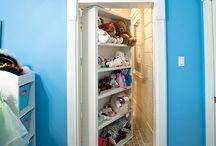 Hidden room/ storage