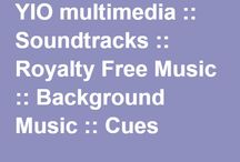 Royalty Free Music / What does #RoyaltyFree mean? How can I earn or save money with that? Websites where you can buy or sell #RoyaltyFreeLicenses http://www.yio.com.ar/music/#royaltyfree #royaltyfreeaudio #royaltyfreemusic #soundeffects #sfx