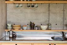 house kitchen.