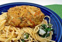 Seafood Recipes / by Adam VandenToorn