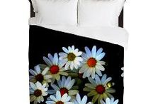 Duvets / Here are  Duvets  decorated with my art images