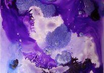 Violet déclinaison // Purple